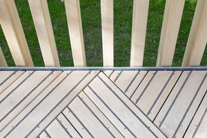 Load image into Gallery viewer, Walkway Using Non-Slip Accoya Decking