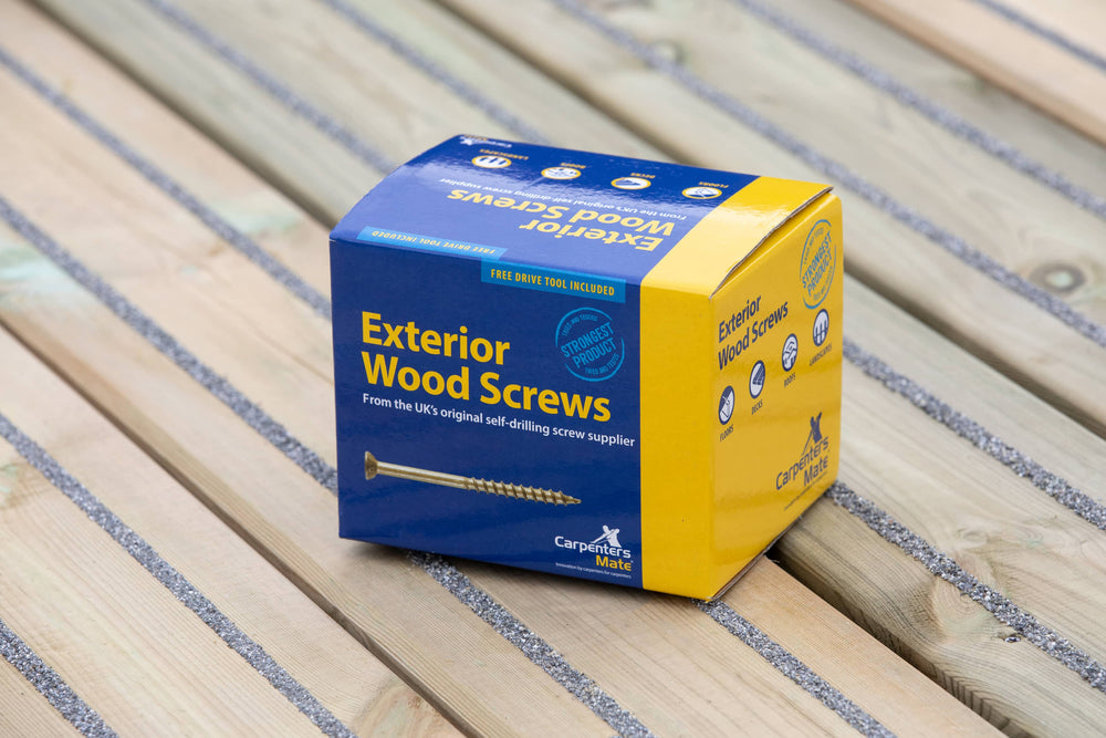 Exterior Wood Screw for Decking
