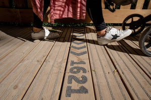 Load image into Gallery viewer, Customised Non-Slip Decking at Bristol Zoo