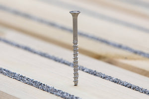 Load image into Gallery viewer, 316 Stainless Steel No.7 Finishing Screw