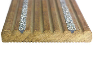 Load image into Gallery viewer, Gripsure Yellow Balau Non-Slip Decking Grooved