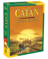 Catan: Cities and Knights 5-6 Expansion