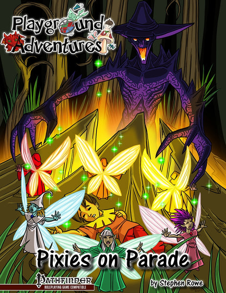 Pathfinder RPG: Pixies on Parade
