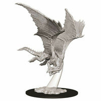 D&D Minis: Wave 9- Young Bronze Dragon