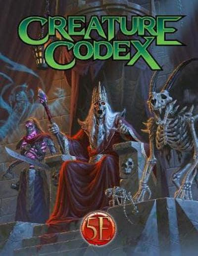 Tome of Beasts 2: Creature Codex Hardcover