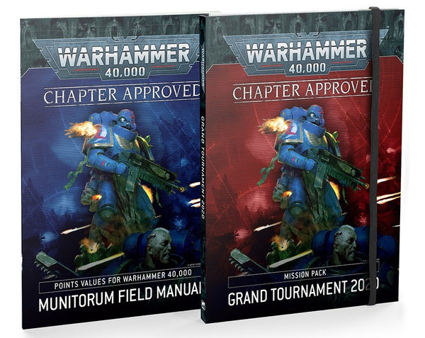 Warhammer 40K: Grand Tournament 2020 (Chapter Approved)