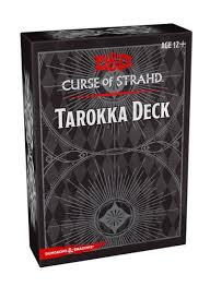 D&D RPG: Curse of Strahd Tarokka Deck