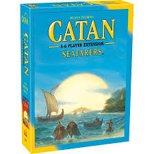 Catan: Seafarers 5-6 Player Extension