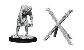 Wizkids Minis: Wave 6- Assistant & Torture Cross
