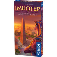 Imhotep: A New Dynasty Expansion Pack