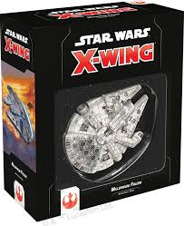X-Wing: 2nd Edition - Millenium Falcon Expansion Pack