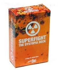 Superfight: Dystopia Deck