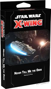 X-Wing 2nd Ed: Never Tell Me The Odds Obstacle Pack