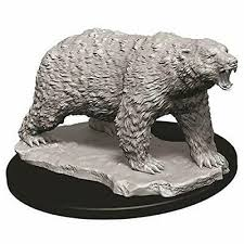 Wizkids Minis: Wave 9- Polar Bear