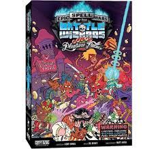 Epic Spell Wars of the Battle Wizards 4: Panic at Pleasure Palace