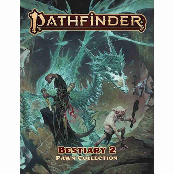 Pathfinder, Second Edition: Bestiary 2