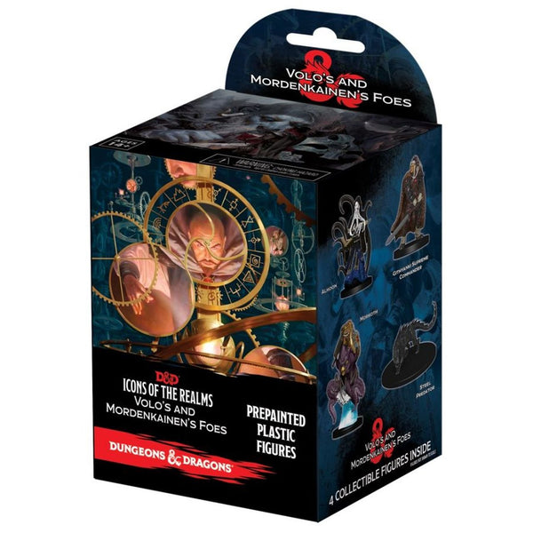 Icons of the Realms Set 13- Volo & Mordenkainen's Foes Booster Pack