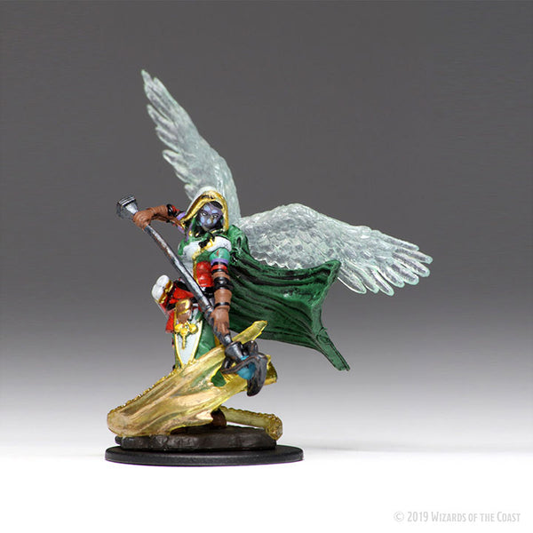 Icons of the Realms: Premium Set 1 - Aasimar Female Wizard