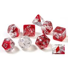 RPG Dice Set (7): Diamonds