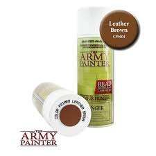 Colour Primer: Leather Brown