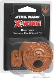 Star Wars X-Wing 2nd Edition - Resistance Maneuver Dial Kit