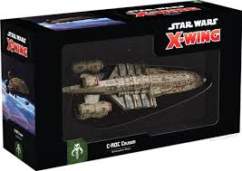 X-Wing 2nd Edition: C-ROC Cruiser Expansion Pack