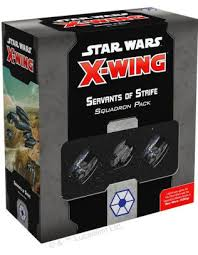 X-Wing: 2nd Edition - Servants of Strife Squadron Pack