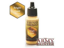 Warpaints: Bright Gold