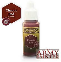 Warpaint: Chaotic Red 18ml