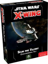 Promo X-Wing: 2nd Edition - Scum and Villainy Conversion Kit