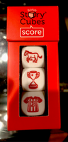 Rorys Story Cubes: Score