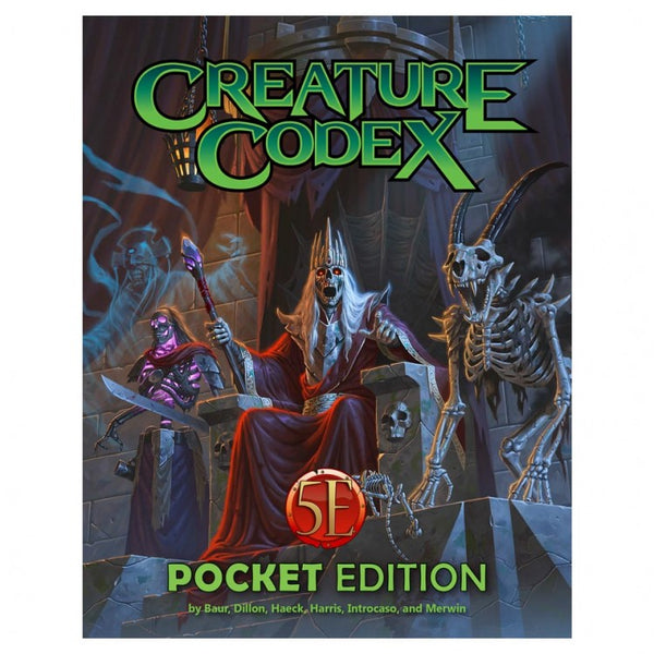 Tome of Beasts 2: Creature Codex Pocket Edition