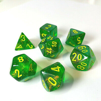 7-Die Set Borealis: Maple Green/Yellow