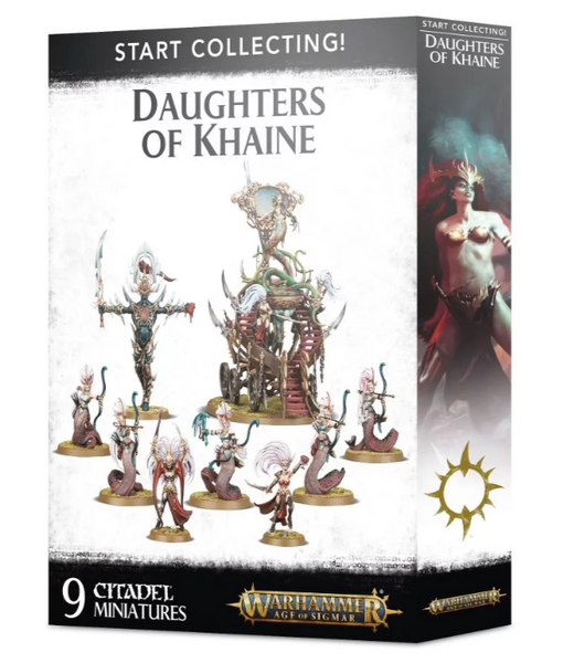 Start Collecting! Duaghters of Khaine