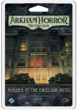 Arkham Horror LCG: Murder at the Excelsior Hotel Scenario Pack