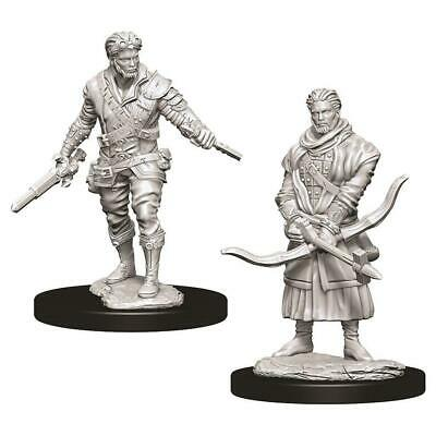 D&D Minis: Wave 9- Male Human Rogue