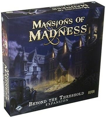 Mansions of Madness 2nd Edition: Beyond the Threshold Expansion