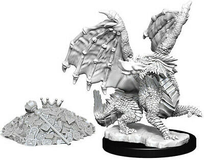 D&D Minis: Wave 10- Red Dragon Wyrmling