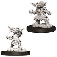 Pathfinder Minis: Wave 9- Female Goblin Alchemist