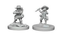 Pathfinder Minis: Wave 6- Male Halfling Rogue
