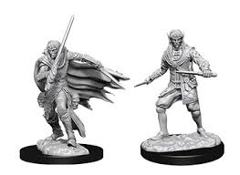 Pathfinder Minis: Wave 10- Male Elf Rogue