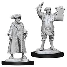 Pathfinder Minis: Wave 10- Mayor & Town Crier