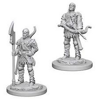 Pathfinder Minis: Wave 4- Town Guards
