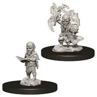 Pathfinder Minis: Wave 9- Male Gnome Sorcerer