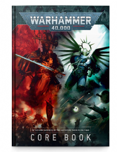 Warhammer 40K: Core Book, 9 Edition