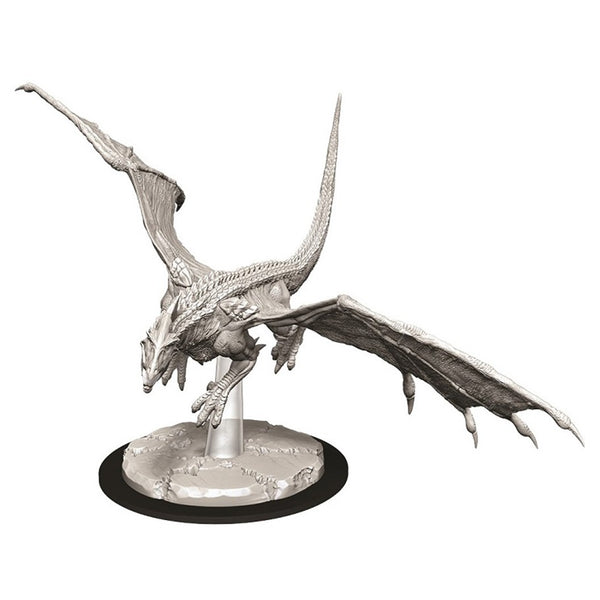 D&D Minis: Wave 9- Young White Dragon