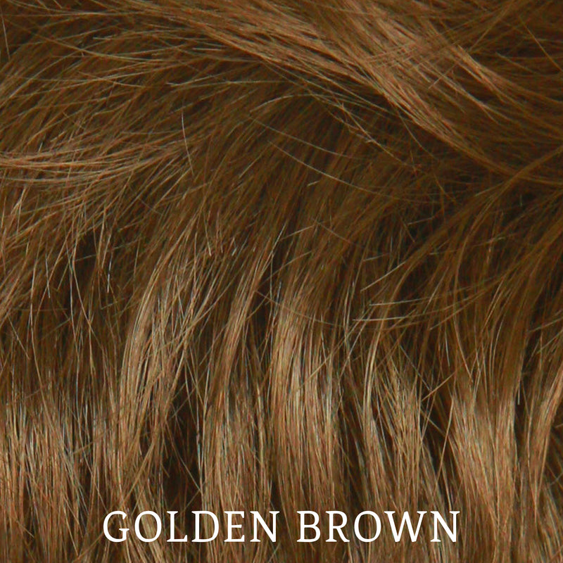 Natural Black Brown Human Hair Toupee Topper With Bangs Clip