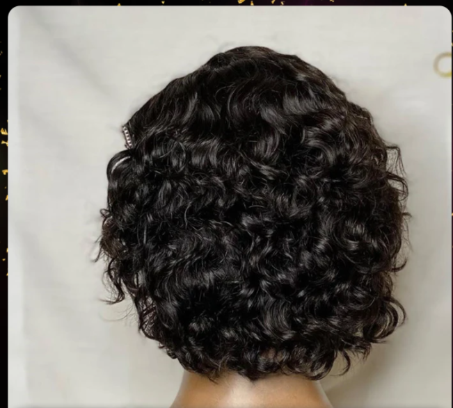 2020 Winter New Cute Short Curly Pixie Wig(Buy 1 Get 1 Gift)