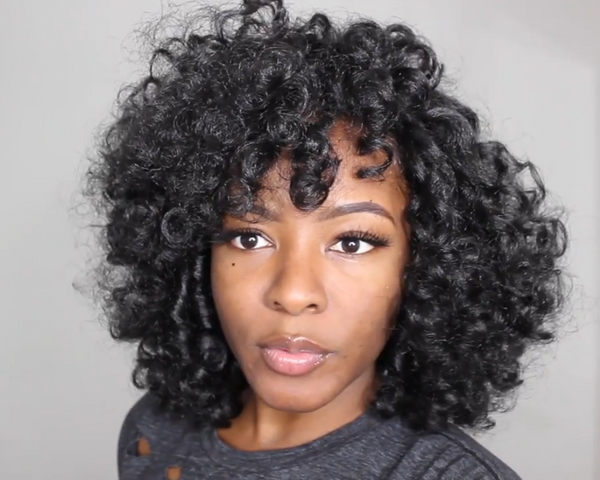 BEST NATural Textured Curly Wig(Buy 1 Get 1 Gifts)