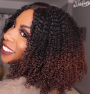 2020 Winter New Curly Wig 100% Natural Hair